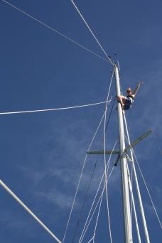Ragnhild I masten